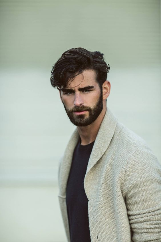 estilos-de-barba-2017-lateral-reta+28229jpg 564×846 pixeles