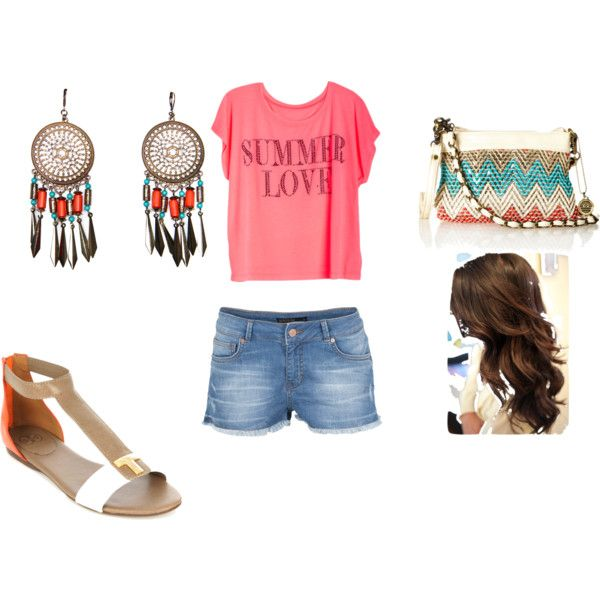 Summer Ready, created by extraemailx on Polyvore