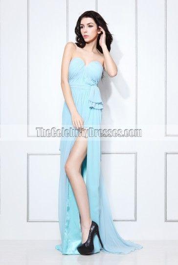 Kate Hudson Strapless Prom Evening Dresses Tiffany & Co ...