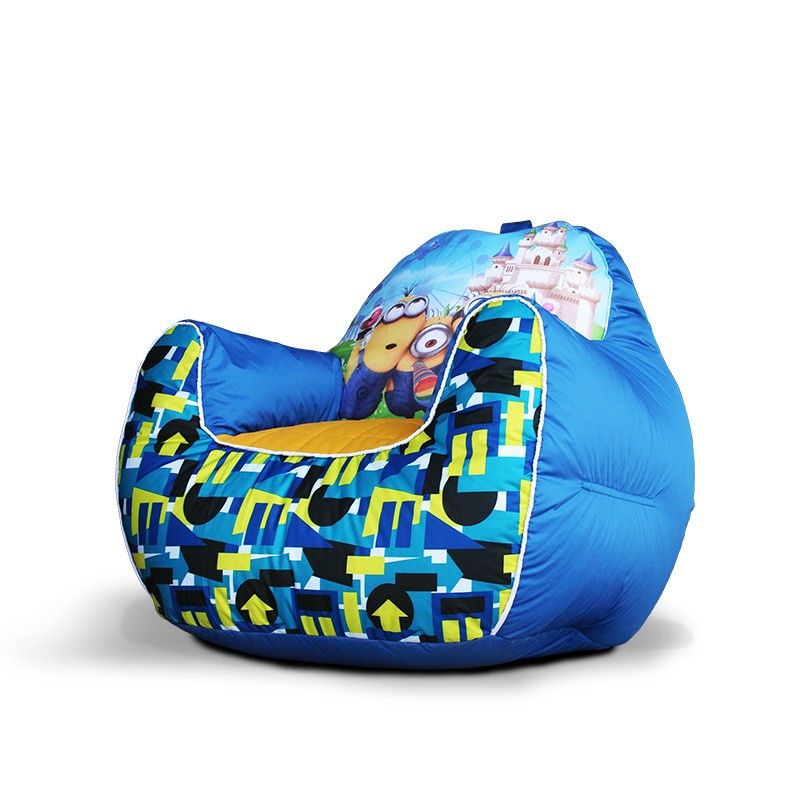 Fabulous Minions Parachute Baby Sofa Bean Bag Bean Bags For Sale In Ibusinesslaw Wood Chair Design Ideas Ibusinesslaworg