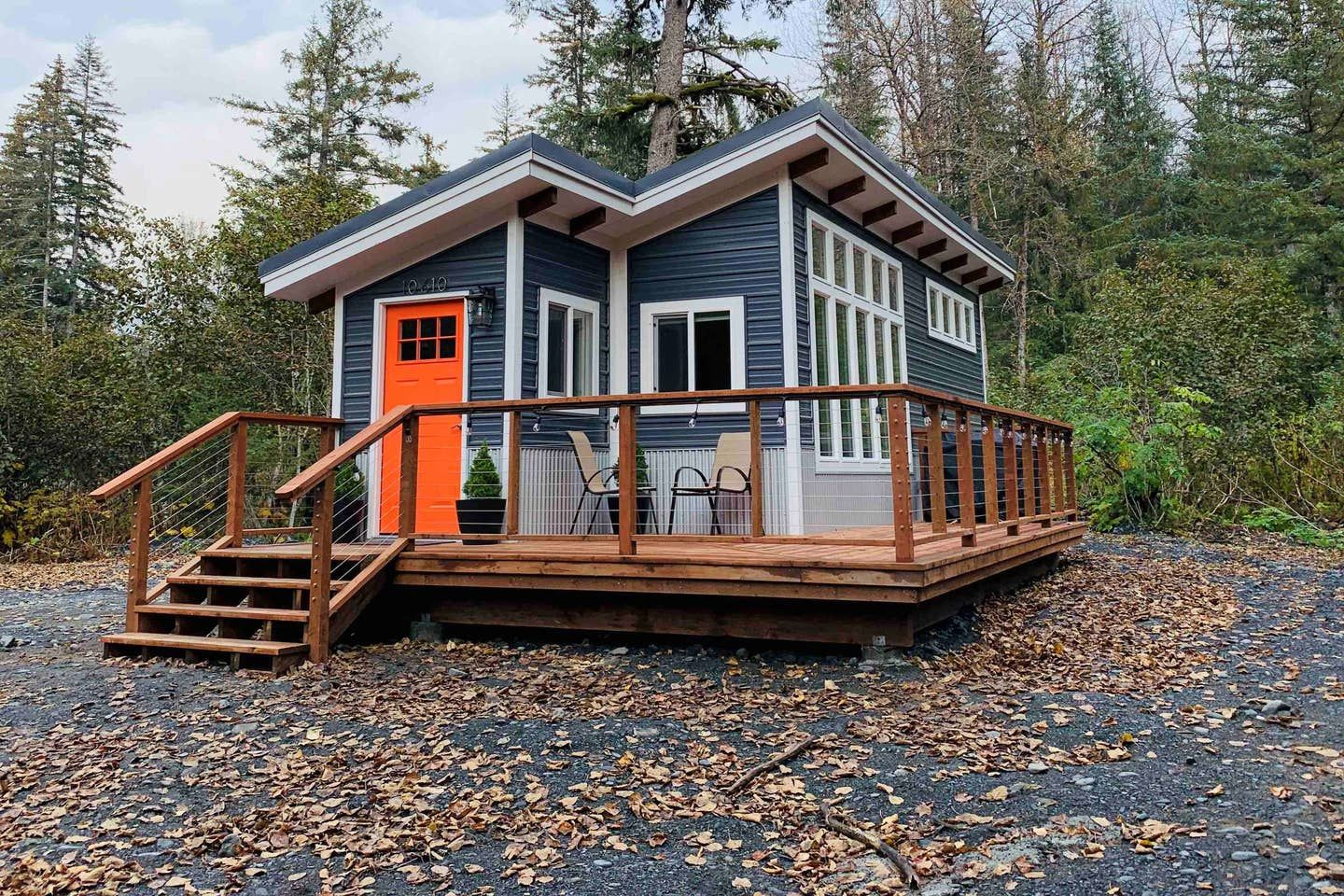 Experience Tiny House Living At Mystic Mountain! - Tiny houses for