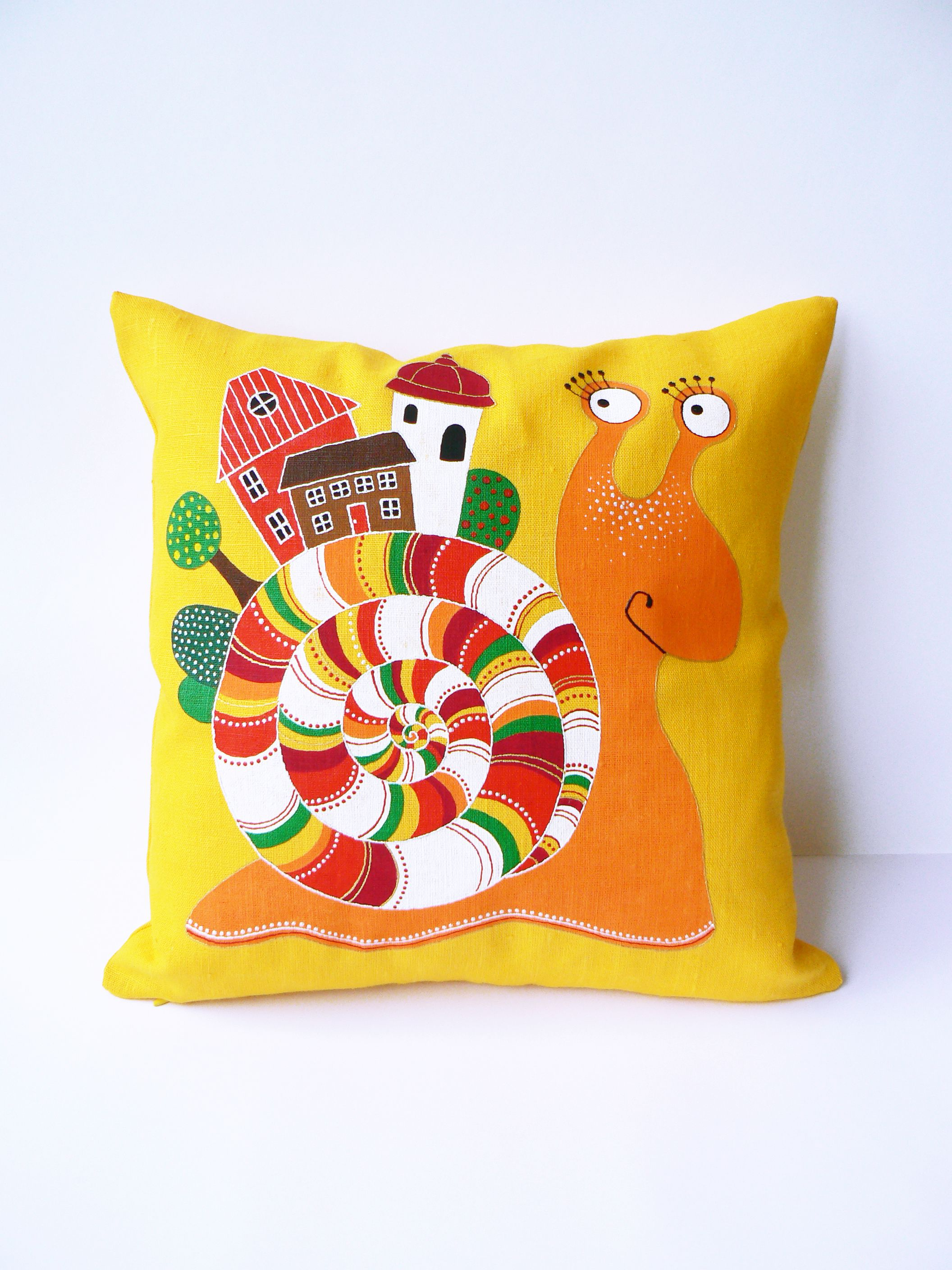 #pillow, #handmade, #newtdesign