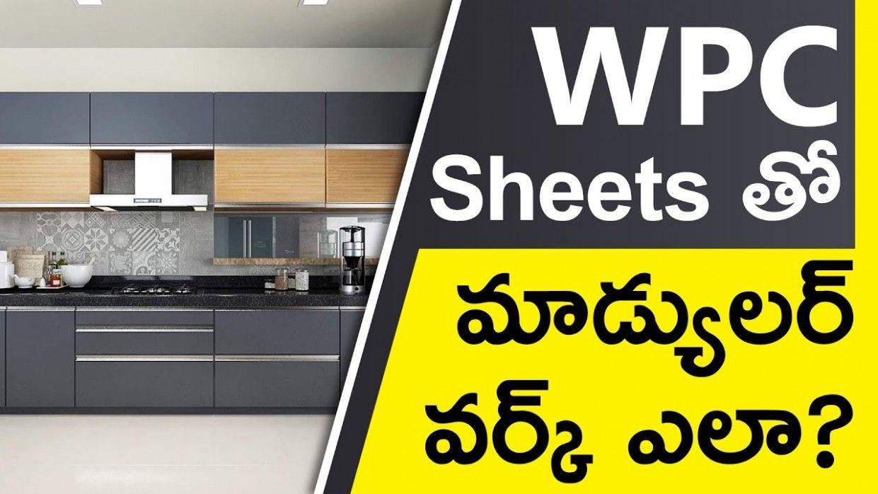 9+ Best Modular Kitchen Designs Vijayawada   Kitchen design, Cool ...