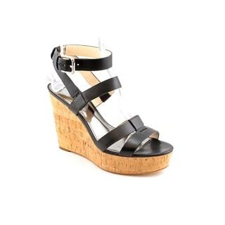 Coach Charla Leather Wedges collections sale online with credit card for sale 2jGLY