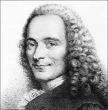 """""""El que vive prudentemente, vive tristemente"""". Voltaire"""