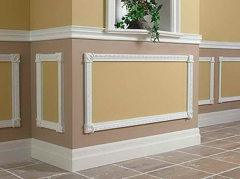 Awesome Design and Style of Wainscoting Kits | Vizimac | corridor ...
