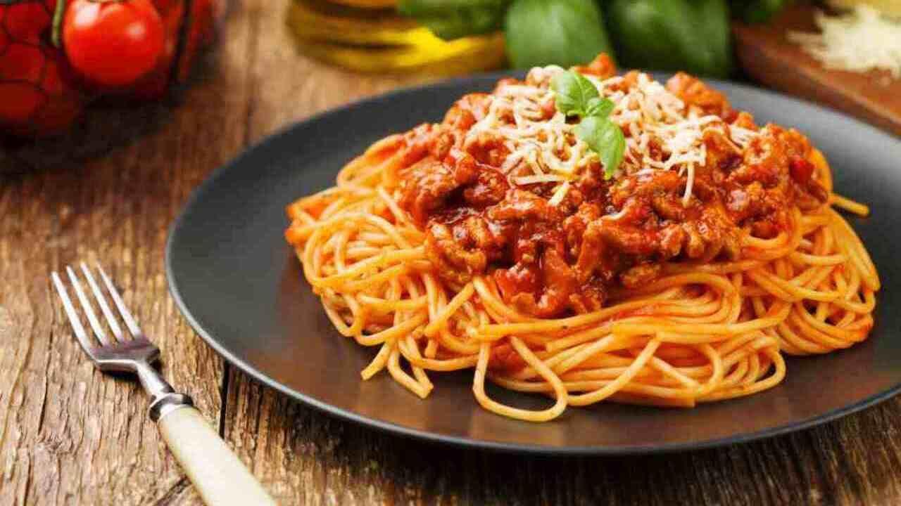 Enaknya Spaghetti Bolognese Ini Resepnya Resep Resep Makanan Makanan Italia Memasak