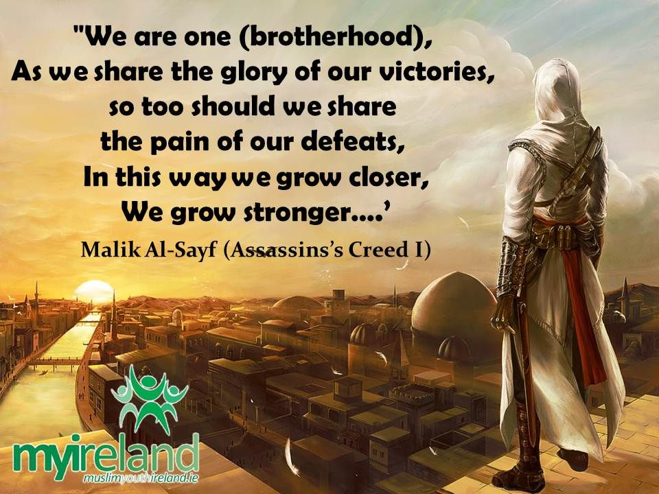 Assassin's Creed Quotes Assassins Creed Quote  Gaming  Pinterest  Assassins Creed Quotes .