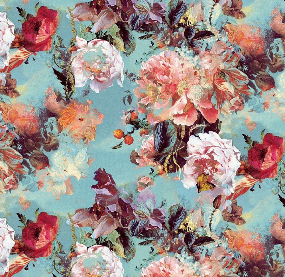 Flamboyant By Jean Paul Gaultier Blue Wallpaper 3301