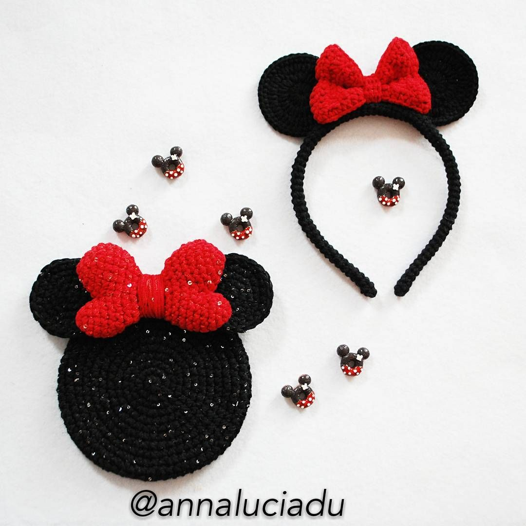 because of daughter\'s love for Minnie mouse, I became Minnie mouse ...