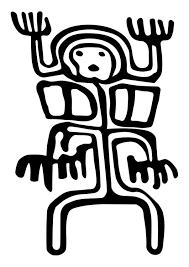 Para Dibujar Arte Rupestre Buscar Con Google Dibujos Rupestres Arte Rupestre Dibujos Etnicos