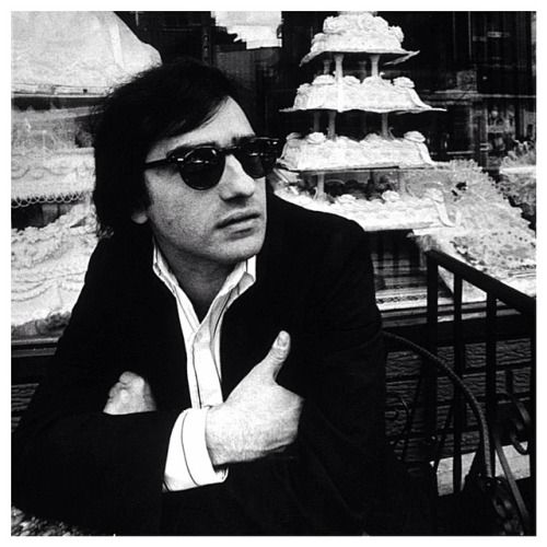 """Martin Scorsese // """"I have a desire to tell stories. And I'm never quite satisfied."""" www.nitch.com"""