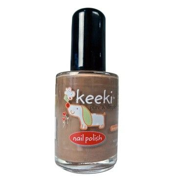 This 100% biodegradable formula is completely non-toxic, gluten-free & free from pthalates, formaldehyde, and toluene. Keeki Pure and Simple's polish is the safest on the planet, so there's no damage done to your nails or the environment!