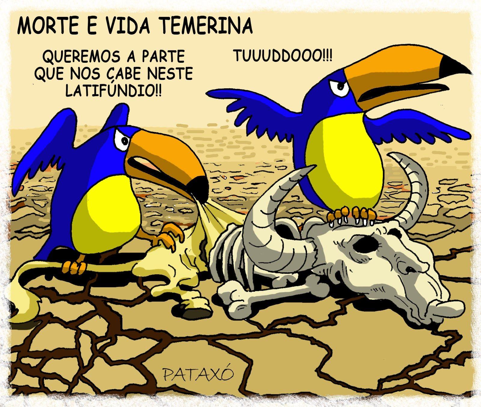 O PSDB golpista já controla o governo Temer?         Com o cerco dos vazamentos seletivos em série contra o PMDB e  ocupando os principa...