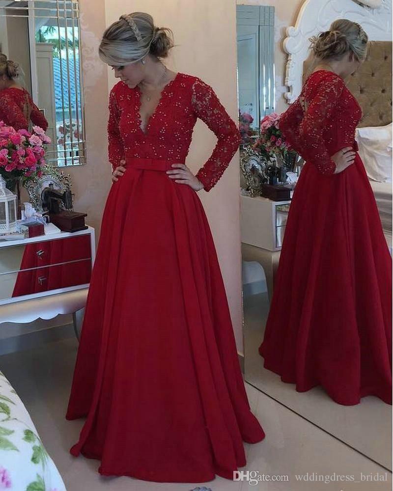 Cheap mother of the bride vestidos longos para formatura long