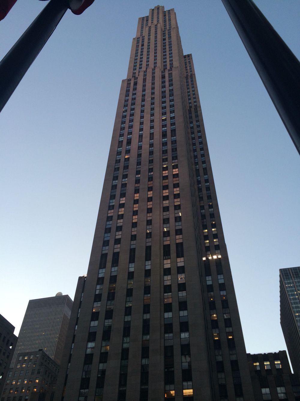 Rockefeller center, nyc, Manhattan