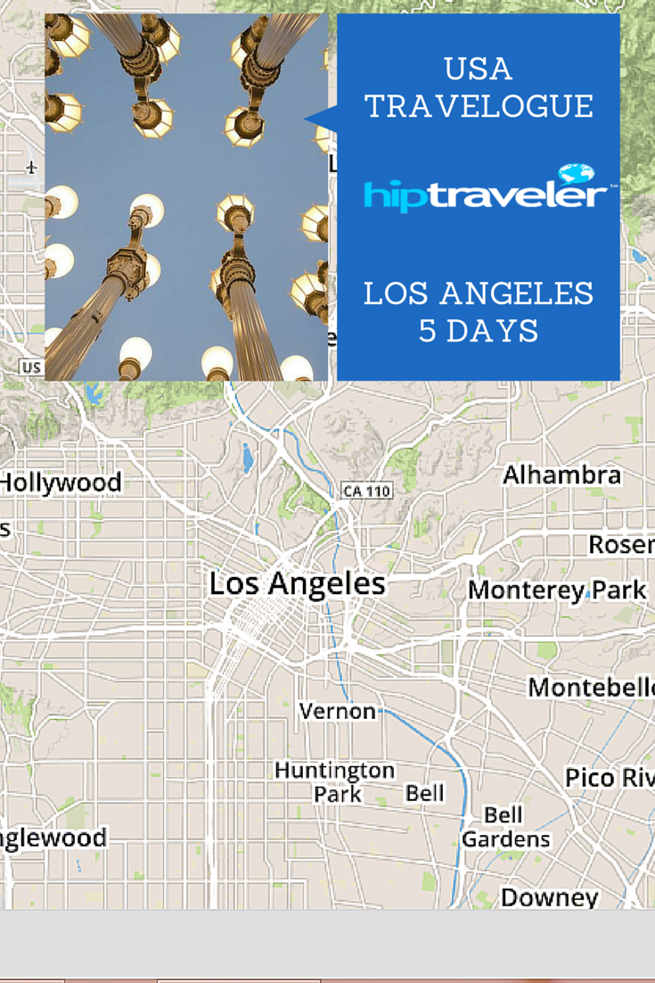 usa travelogue los angeles itinerary for 6 days hiptraveler