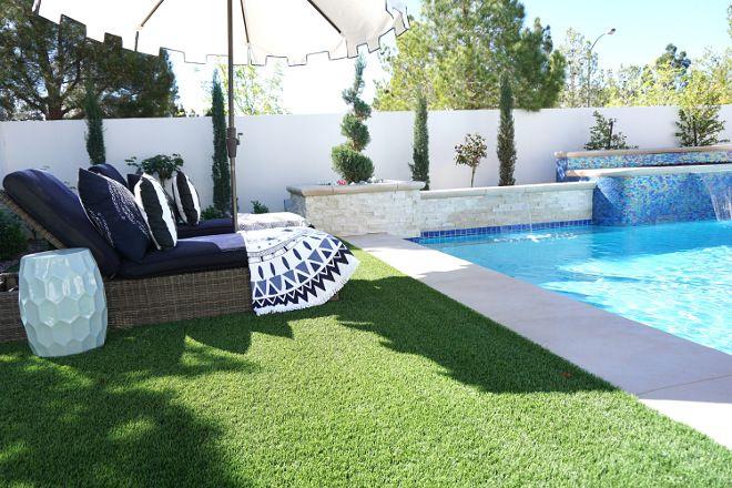 Pool Loungers. Pool Loungers. Pool Loungers. Pool Loungers #PoolLoungers Beautiful Homes of Instagram @MyHouseOfFour
