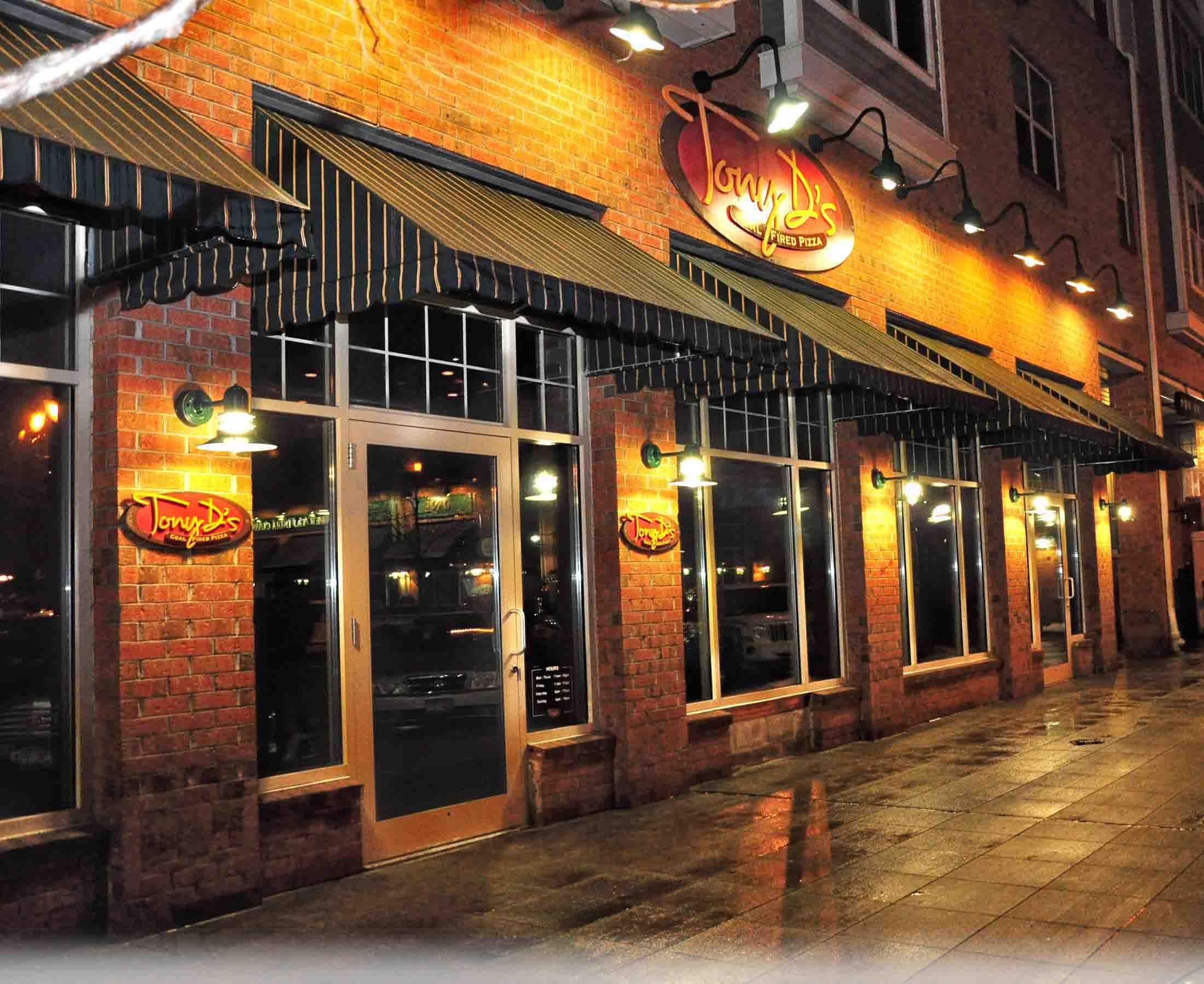 Tony D S Ny Pizza Restaurant Jacksonville Fl