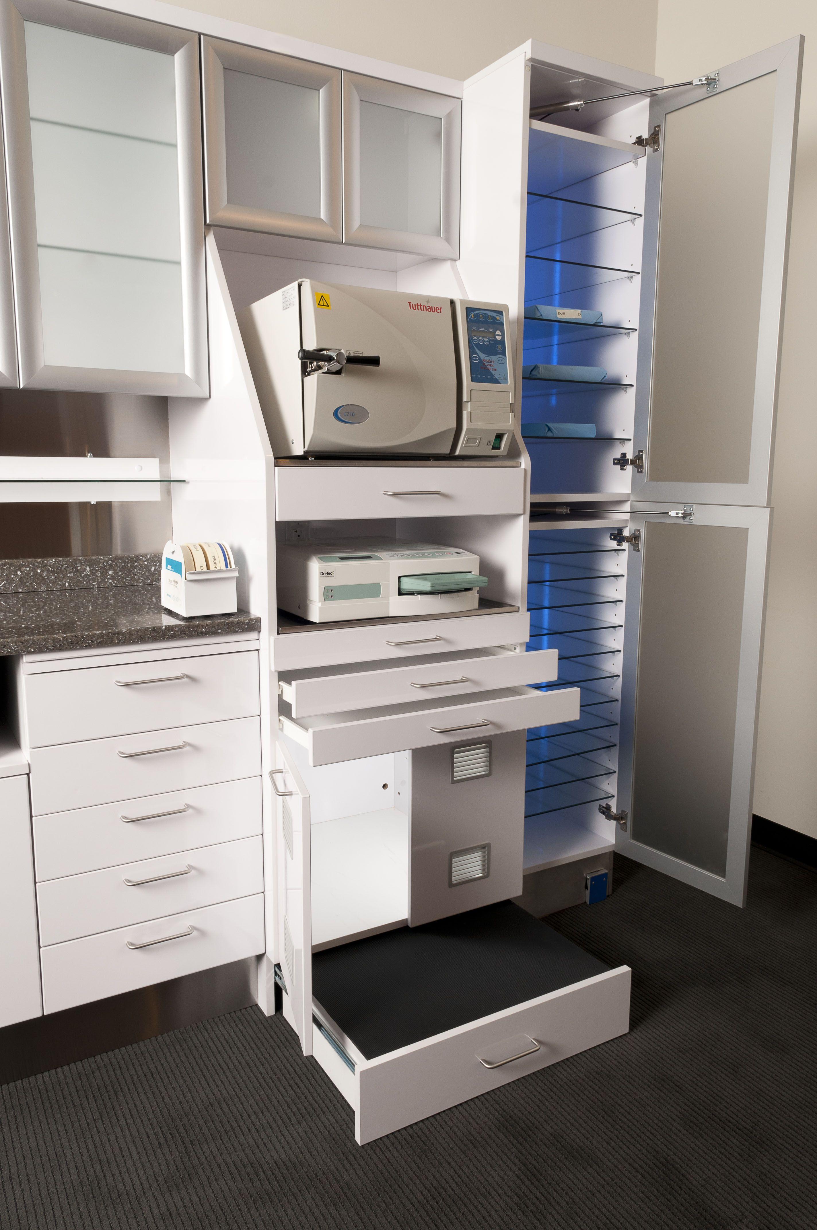 E cleanhrg orthodontic office design