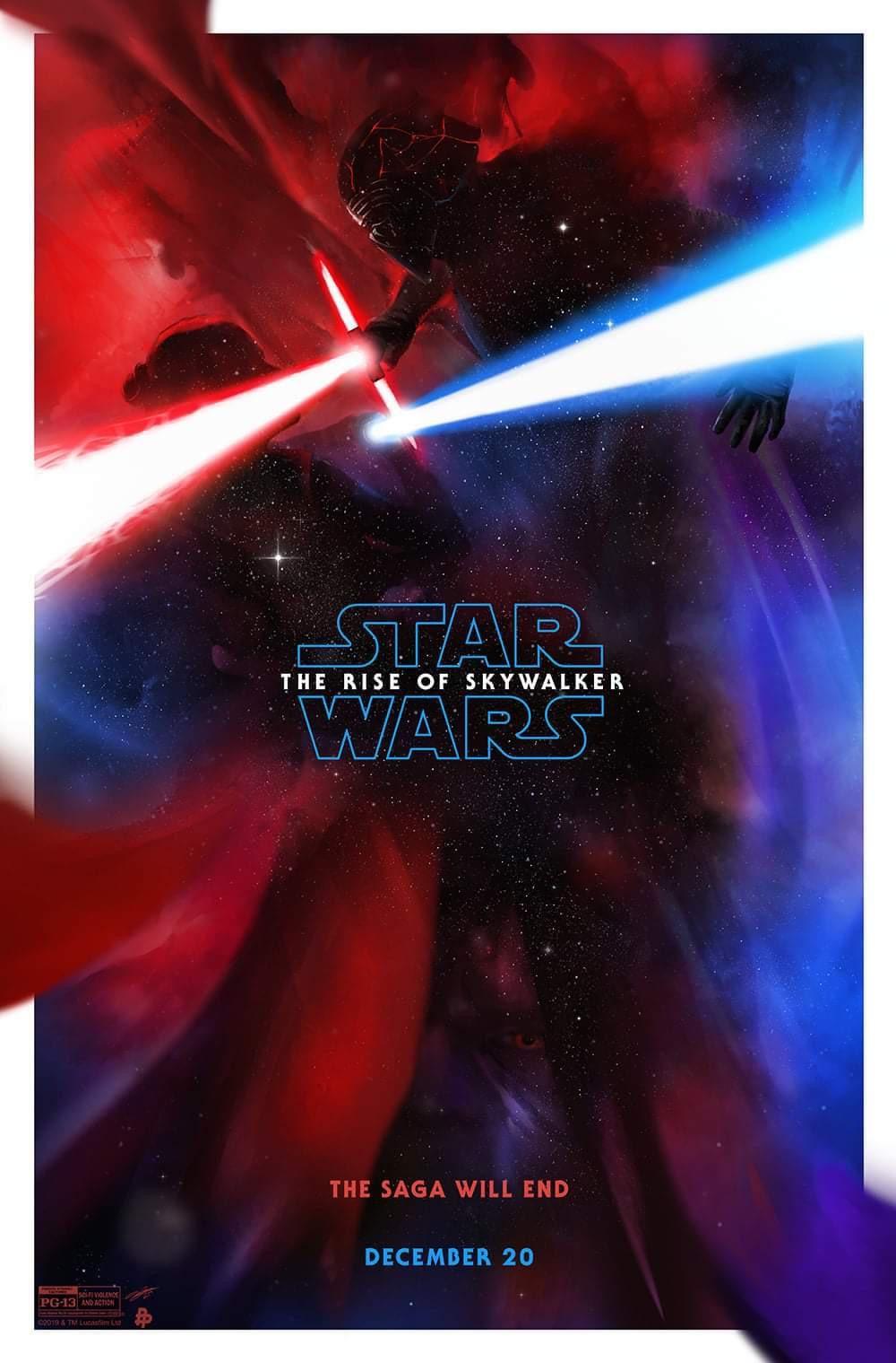 Theriseofskywalker Starwarsart Star Wars Poster Star Wars Wallpaper Star Wars Fandom