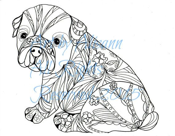 French Bulldog Frenchie Digital Download Love By Abeesartstudio