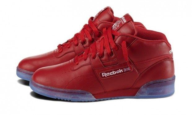 reebok mid ice chaussures