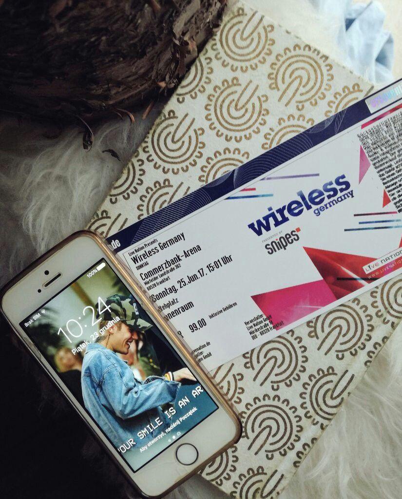 Wireless Festival, Germany, Justin Bieber, Drew Bieber, Bieber, Beliebers