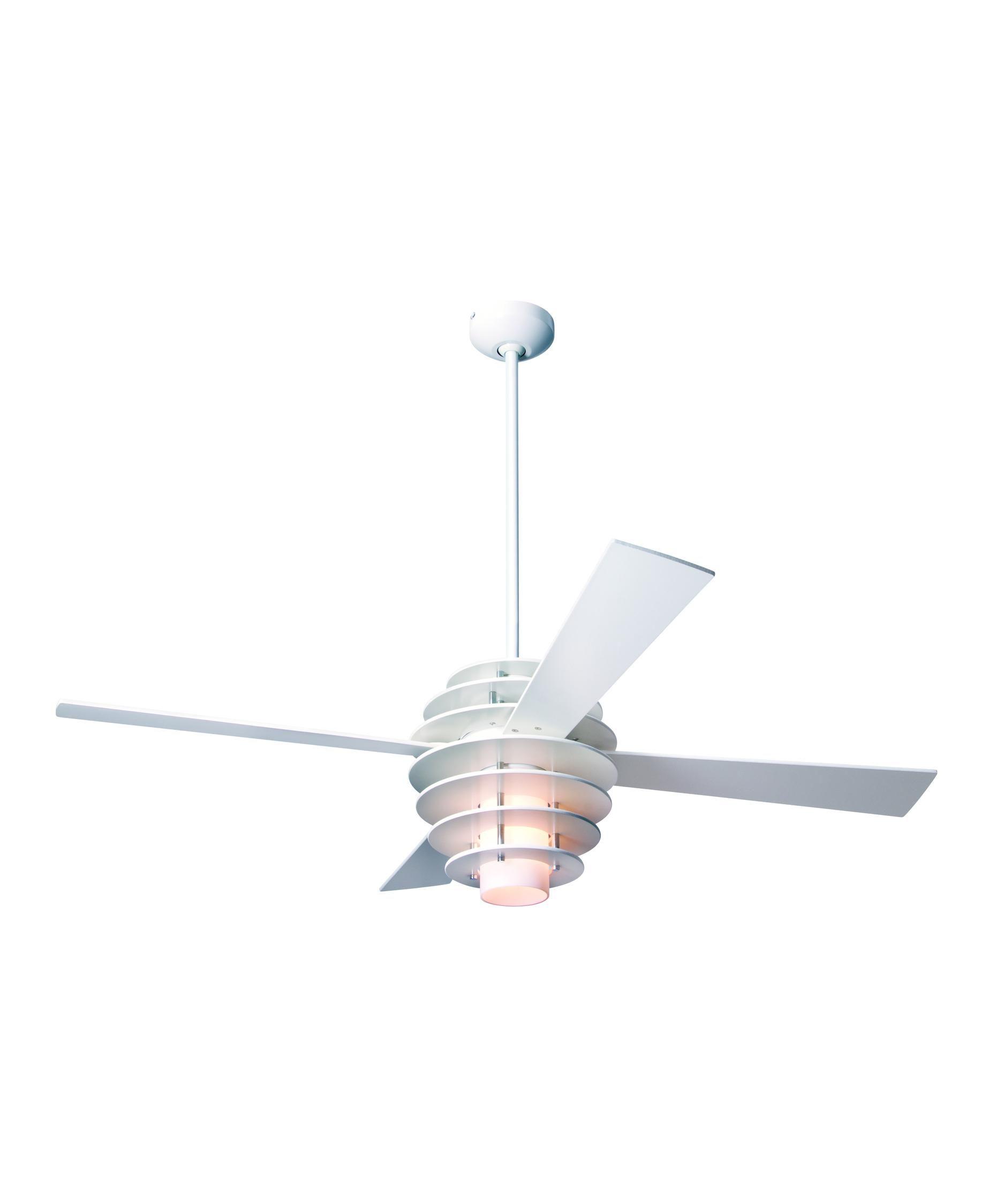 Modern Fan pany Stella 52 Inch 4 Blade Ceiling Fan