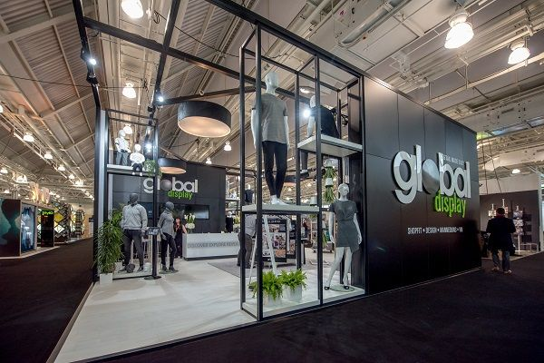 Pop-up theme for Global Display's Retail Design Expo stand to reflect range - Retail Design World