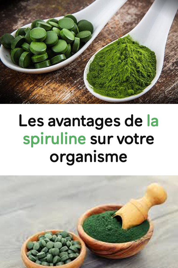 Achat Spiruline Bio : Réductions - Herbes - Bénéfices |  Quels sont les avantages