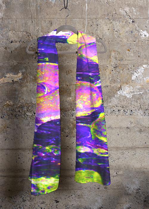 Cashmere Silk Scarf - baby purple by VIDA VIDA st8RZPZ