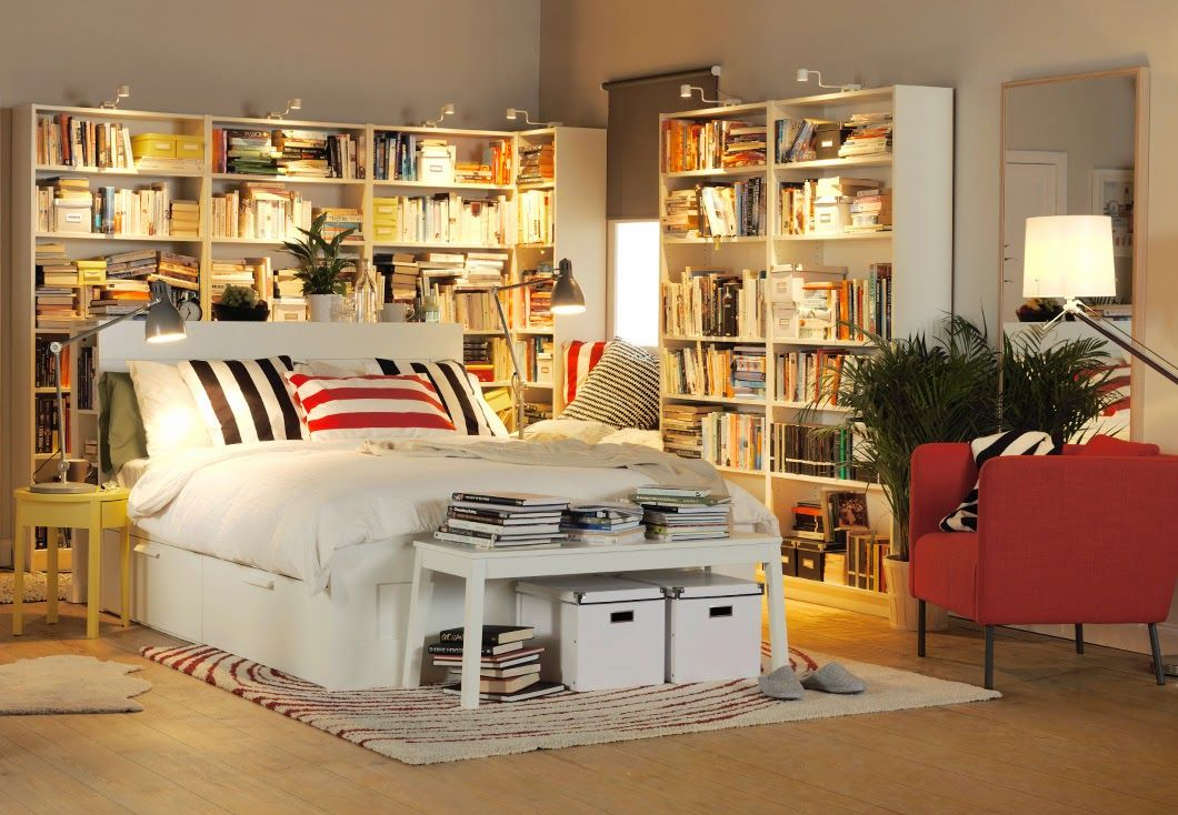 Ikea Brimnes Bed With Storage, Ikea Brimnes Bed Frame With Storage Headboard