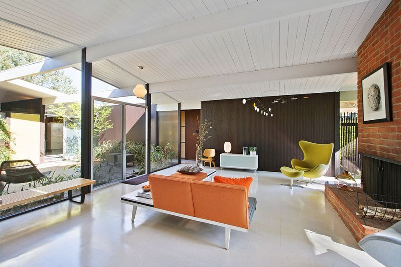 impeccably updated 1960 eichler in the bay area asks $1.2m, Innenarchitektur ideen