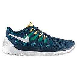 pómulo Aventurero Meyella  Men's Nike Free 5.0 2014 Running Shoes   FinishLine.com    Nightshade/White/Tribe Green/Volt   Running shoes for men, Nike free, Nike  shoes outlet