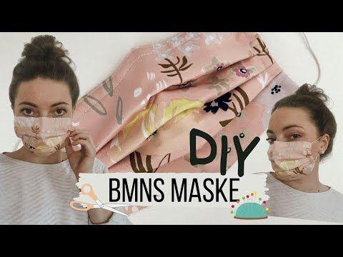 Photo of ✂️ BMNS Maske / Behelfs- Mundschutz nähen DIY TUTORIAL