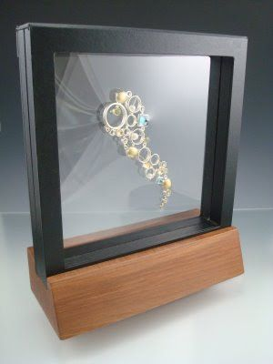 etsy metal Tip and Review Suspension Shadow Boxes for Jewelry