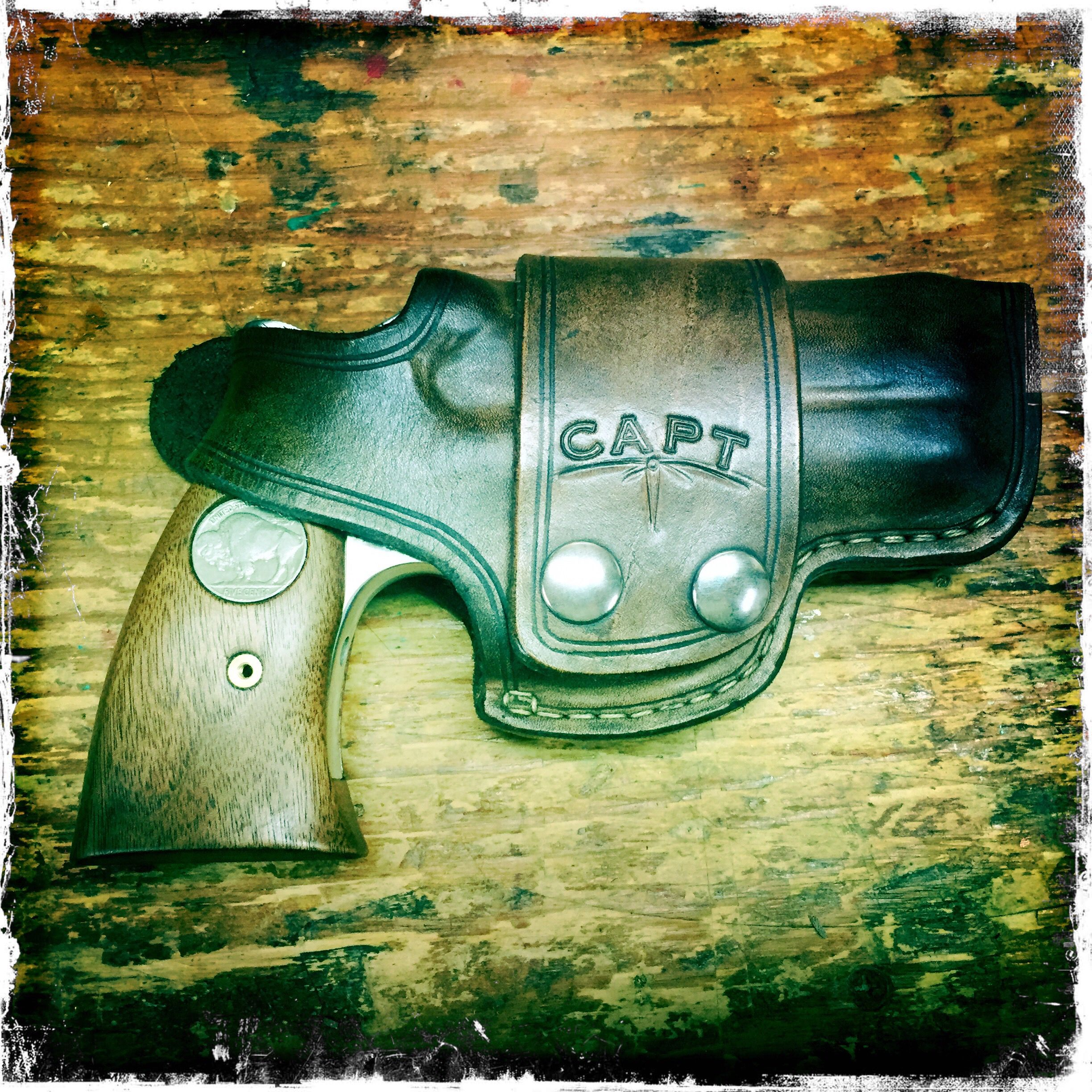 Bond Arms holster and grips By: Todd Korup www.theukerofoz.com