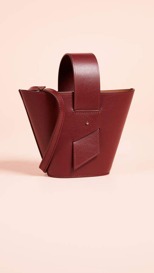38a1a1b0b768 Carolina Santo Domingo Amphora Mini Bag
