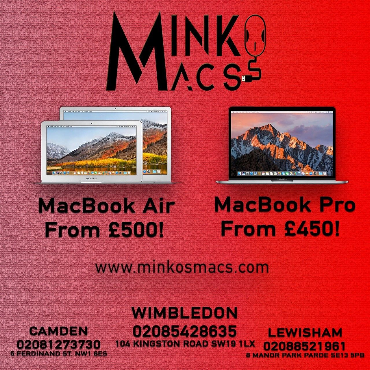 Need a new MacBook for the summer? Check out our MacBook