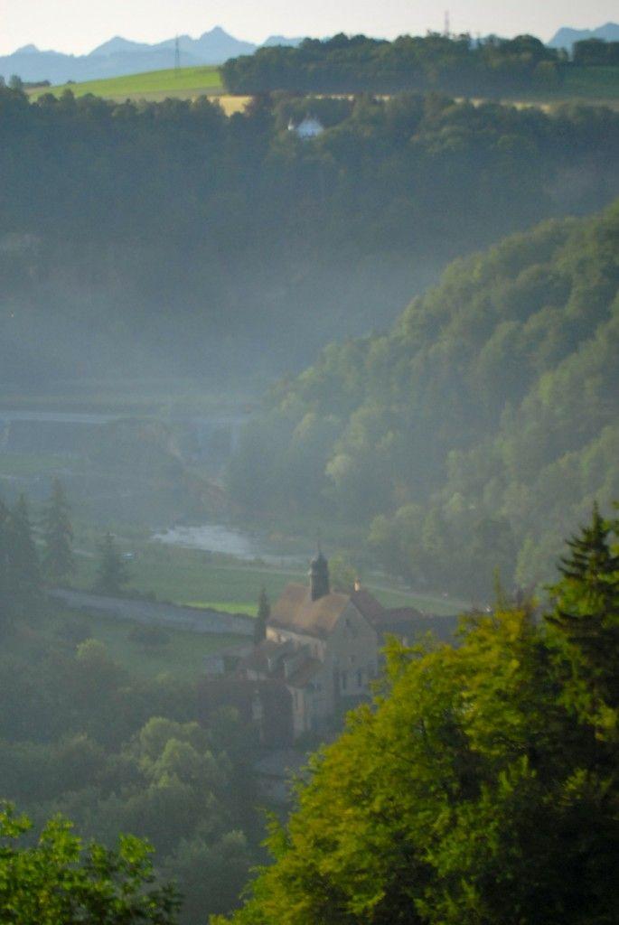 Switzerland is Green beautiful images of Frieborgh, Switzerland