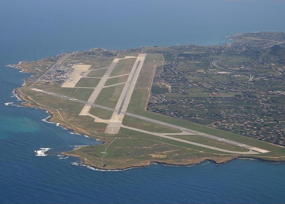 Palermo Intl Airport Pmo Quot Falcone E Borsellino Quot Italy