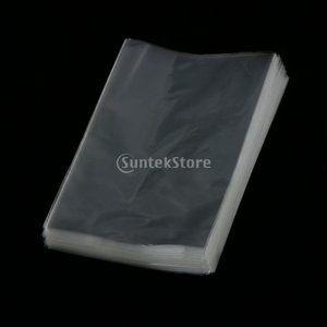 Photo of Bonbonverpackungsbeutel klar ca. 100 Stück 6 x 10cm Süßwaren liefert Pralinen-Keks-Party-Geschenkgeschenk