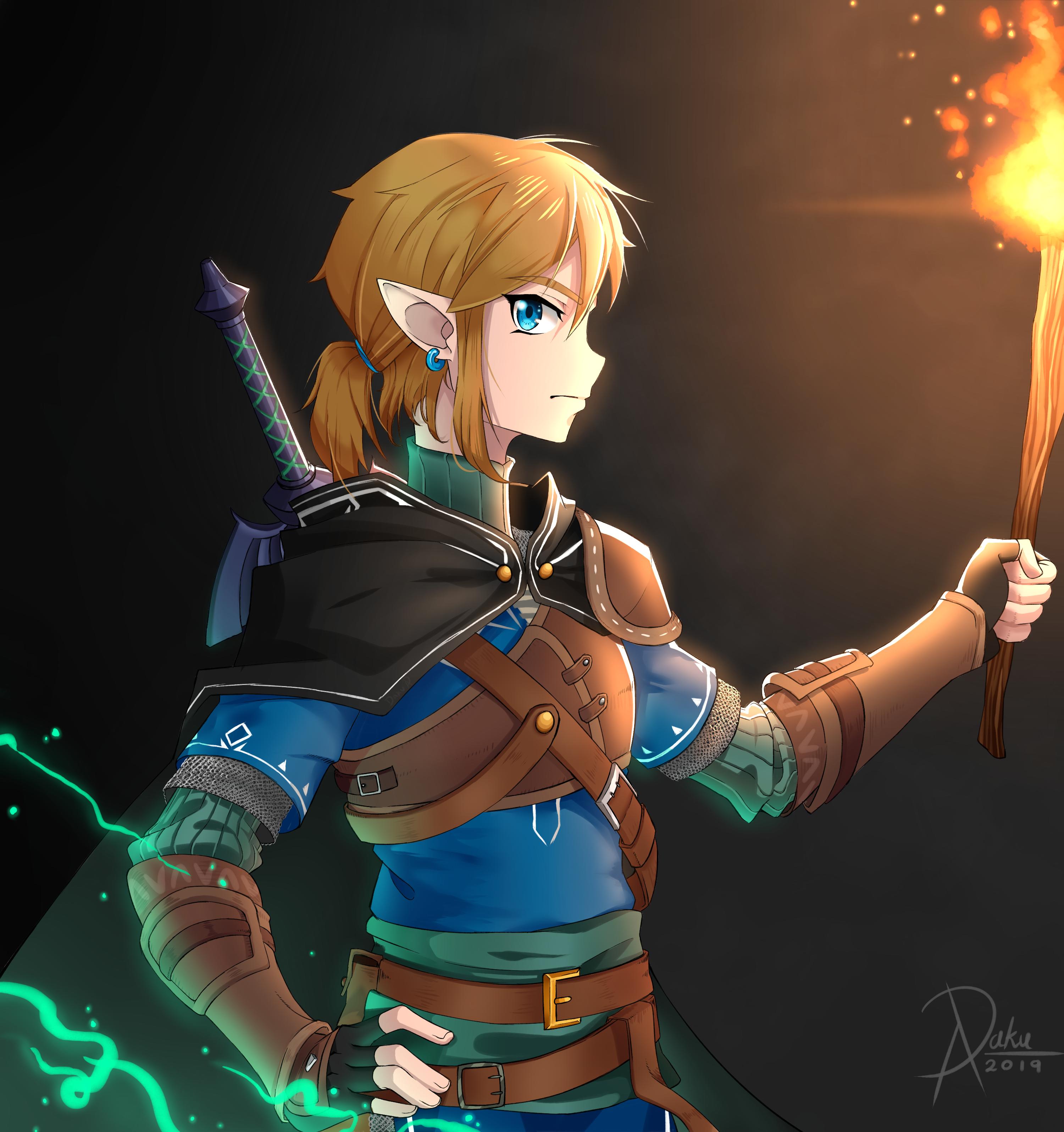 Botw2 Oc I Think I Ve Never Been So Hyped Before Have A Link Legend Of Zelda Legend Of Zelda Breath Zelda Cosplay