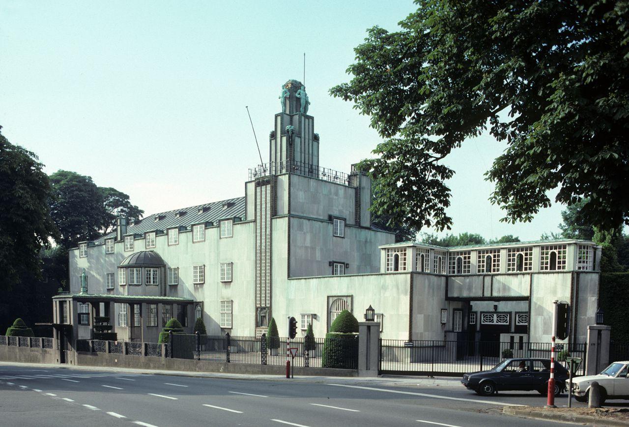 Palais stoclet bruxelles architecte gustav klimt josef for Architecte bruxelles