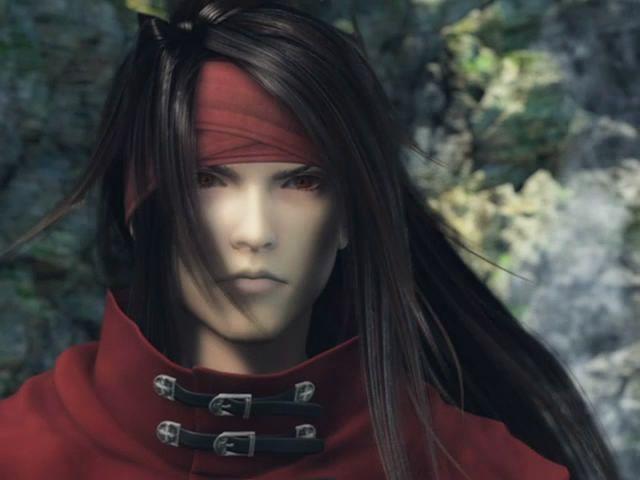 Vicent Valentine Vincent Valentine Final Fantasy Characters Final Fantasy Vii
