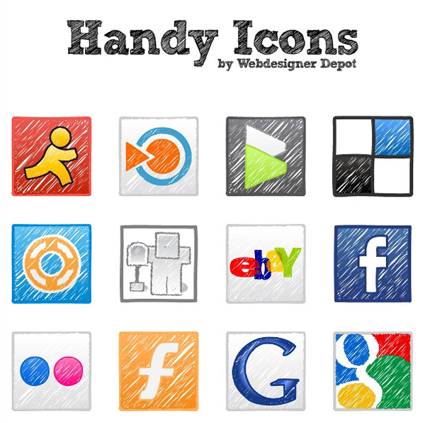 12 Wonderful Hand Drawn Icon Set In High Quality For Your Site Brand Glow Up Web Banner Design Social Media Icons Free Hand Drawn Icons