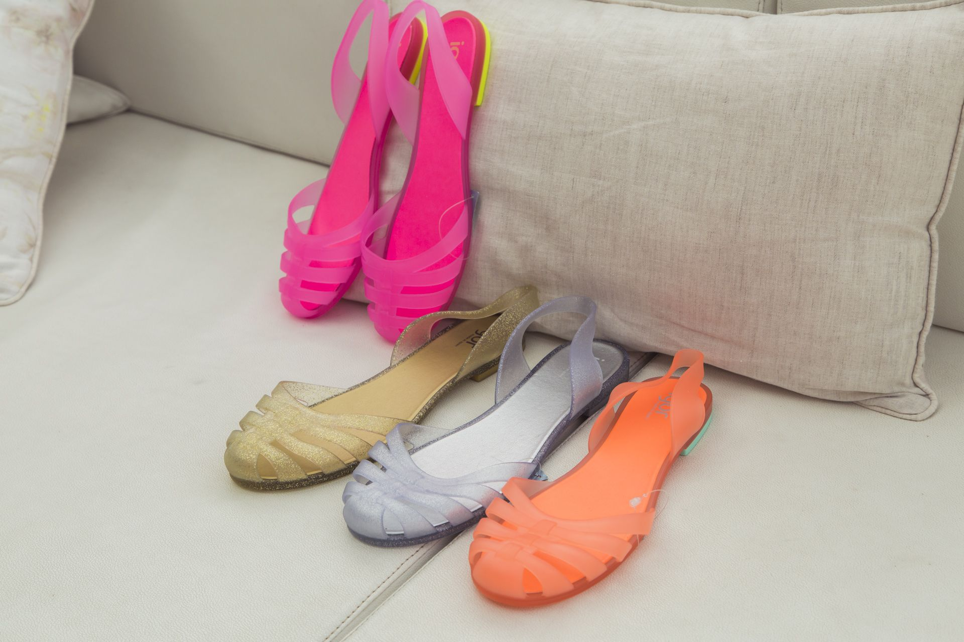 5d49090857b Sandalias de Goma para Mujer - Cangrejeras París - Con estas sandalias  modelo París estarás comodísima