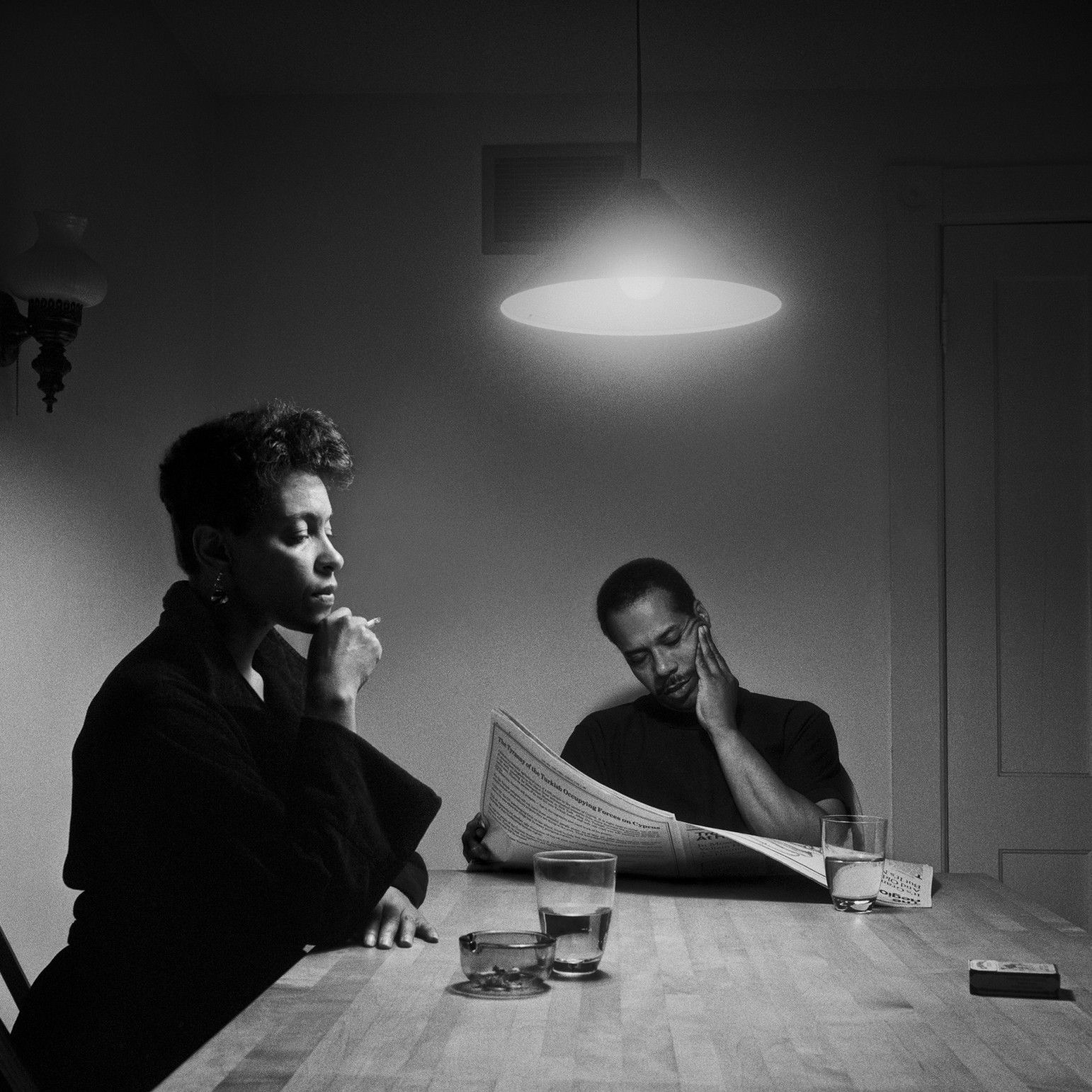 Top Carrie Mae Weems Kitchen Table
