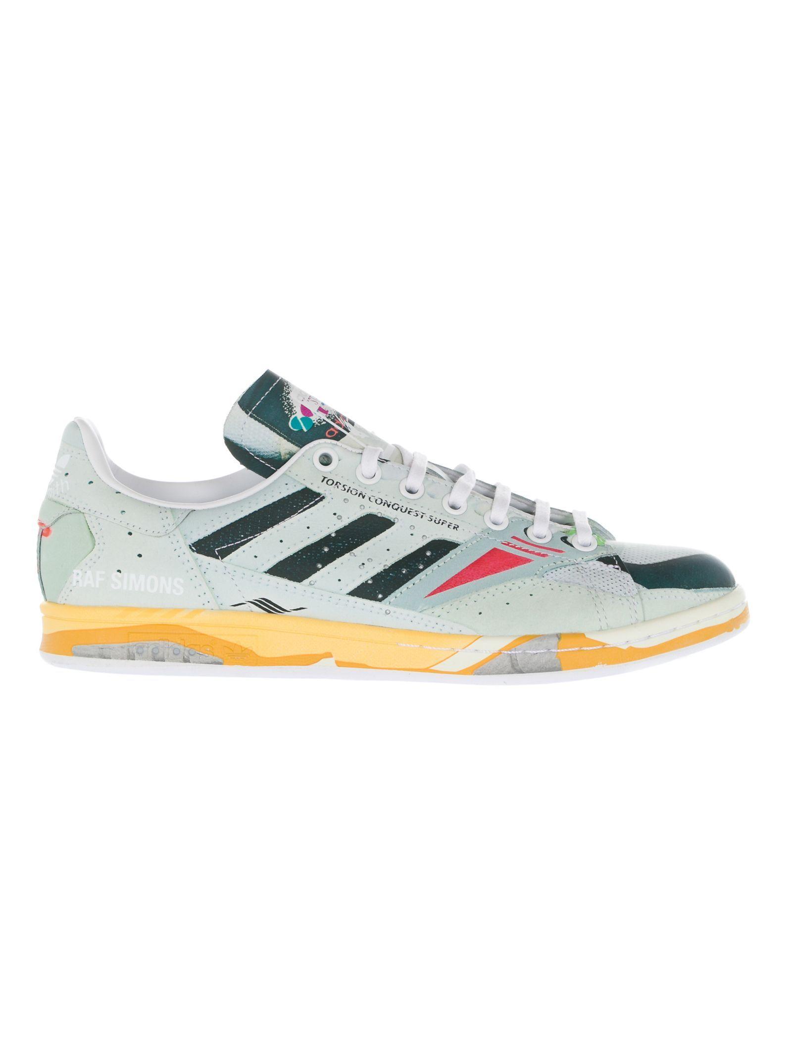 online store e9b6b f32b8 ADIDAS BY RAF SIMONS TORSION STAN SMITH SNEAKERS.  adidasbyrafsimons  shoes